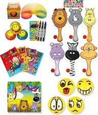 104 Party Bag Filler Prize Toys Job Lot Wholesale Fundraising PTA School Fair