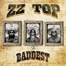 The Very Baddest of ZZ Top 0081227958657