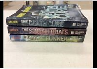 The Maze Runner Series 1-3!! James Dashner!! Popular Young Adult Series!