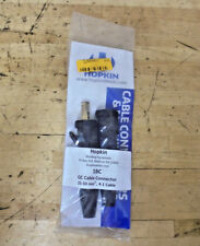 Hopkin Welds 1BC Quick Connect Cable Connector Male/Female Pair