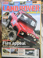 Land Rover World 11/2007 Series 1 2 3 Defender Range Discovery Freelander