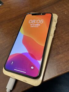 iPhone XS Genuine Original LCD Top left No Touch LCD SCREEN ONLY.