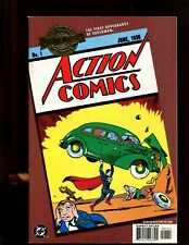 DC MILLENNIUM EDITION: ACTION COMICS #1 (8.0) BIRTH OF A SUPER HERO!