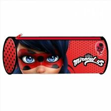 Miraculous Ladybug Pencil Case Official  - Back To School / Travel / WH3 -R1 431