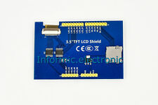 "3.5"" inch ili9481 LCD Module 480x320 For arduino uno mega2560 with codes"