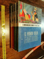 LIBRO:IL MERAVIGLIOSO MONDO DI WALT DISNEY CPL MONDADORI 1°EDIZ.1969