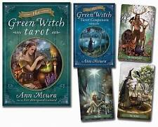 NEW The Green Witch Tarot by Ann Moura
