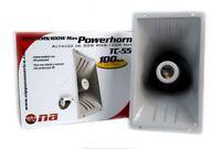 New NA 100W Indoor Outdoor Power Horn Speaker 100 Watt TC-55