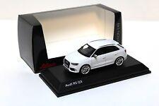 1:43 Schuco Audi RS Q3 white NEW bei PREMIUM-MODELCARS