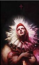 Kevin Llewellyn Limited To 20 Virgin Mary Art Print Rare