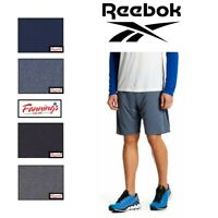 SALE! Reebok Men's Poly Blend Active Lounge Shorts - SIZE &  COLOR VARIETY A33