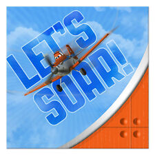 Disney Planes Birthday Party Supplies Small Beverage Napkins