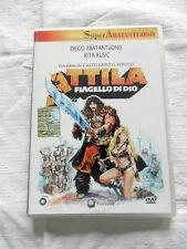 Attila Flagello Di Dio Film DVD Diego Abatantuono Rita Rusic