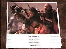 Army Of Darkness 5 Diff 11x14 Lobby Cards '91 Evil Dead