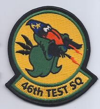 46th Test Squadron BC Patch Cat. No. C6297