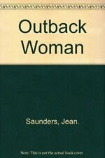 OUTBACK WOMAN.,Jean. Saunders