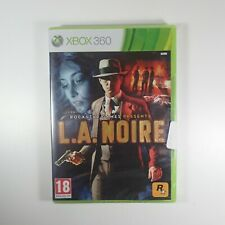 L. A Noire  (Microsoft Xbox 360) BRAND NEW Microsoft  UK stock SEALED