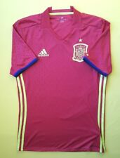 5+/5 Spain soccer jersey XS 2015 2016 home shirt AI4411 football Adidas ig93