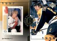 1998-99 Upper Deck Joe Thornton Rr RC #19 127184