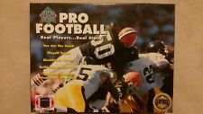 Apba Pro Football Limited Edition 1995 Board Game Beautiful Condition