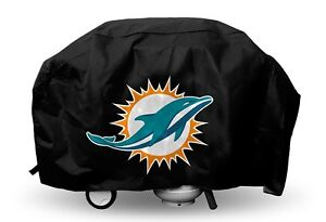 Miami Dolphins BBQ Grill Cover Deluxe