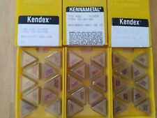 10 Pcs Tpg 432 Kennametal Kc850 Carbide Inserts