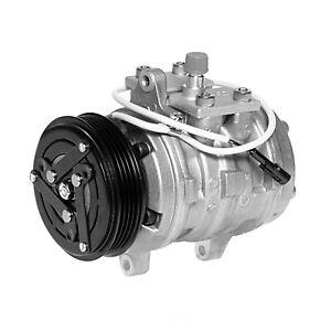 Remanufactured Compressor And Clutch   DENSO   471-0296