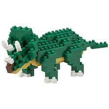 Dinosaur Nanoblock Micro Building Blocks - Triceratops