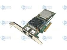 W1GCR DELL BROADCOM 57810S DUAL PORT 10GB BASE-T NETWORK CARD 0W1GCR