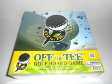 NEW Off the Tee Golf Board Game Boardgame Sealed 640052238572