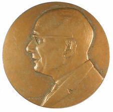 France medicine PROF MARCEL GIGNOUX bronze 68mm