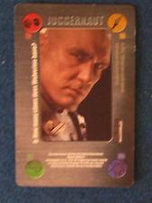 Battle Card - X-Men - The Last Stand - 2006 - Juggernaut