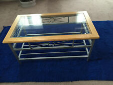 Glass Rectangle Coffee Tables
