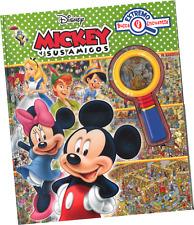"""LIBRO """"EXTREMO BUSCA Y ENCUENTRA: MICKEY Y SUS AMIGOS"""", EN ESPAÑOL,"""