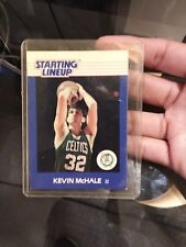 1988-89 Kenner Starting Lineup Card Kevin McHale Boston Celtics Card