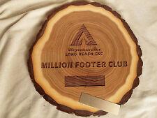 Weyerhauser Real Wood Vintage Award Plaque