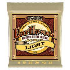 Ernie Ball Muta per acustica Earthwood Light 2004
