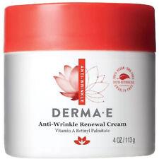 DERMA E - Vitamin A Wrinkle Treatment Creme - 4 oz. (113 g)
