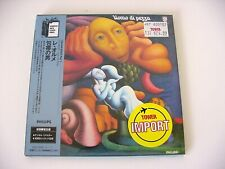 "LE ORME ""Uomo Di Pezza"" rare SEALED Japanese Mini-LP CD 2001 (POLYDOR UICY-9115)"