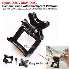 Camera Fixing Frame Protective Housing Mount For GoPro SJCAM Syma X8C X8W X8G
