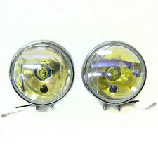 Yellow Fog Spot Lights E-Marked For BMW E21 E30 E36 E46 E90 E87 F20 F22 F45