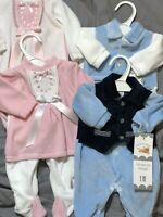 BABYPREM Baby Clothes Premature Tiny Baby Sleepsuit Babygrow One-Piece Coverall