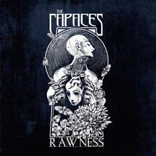 THE CAPACES Rawness LP . punk rock and roll hardcore mc5 turbonegro zeke dwarves