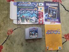 Jet Force Gemini (Nintendo 64) n64 Complete in Box CIB