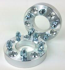 2X Wheel Spacers 5X127 (5X5) Hub To 5X4.75 Wheel | 12MM X 1.5 | 32MM 1.25 Inch
