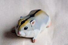 New JAPAN KAIYODO FURUTA Choco Egg Animal Pet Miniature Gray Hamster Mouse
