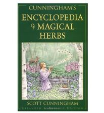 Cunningham's Encyclopedia of Magical Herbs 1 by Scott Cunningham (2000, Paperbac