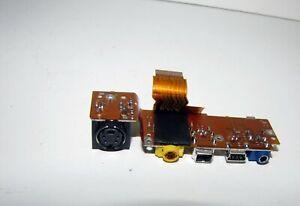 Firewire AV S-Video Ports Flex Card Part for Canon GL2