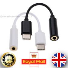 GENUINE USB-C,TYPE C TO 3.5MM AUX JACK HEADPHONE ADAPTER Samsung S20 Note10,20UK