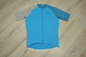 Mens GORE Bike Wear C5 Road Cycling Jersey Shirt size L